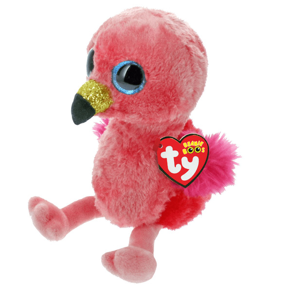 Gilda Pink Flamingo Beanie Boos Plush