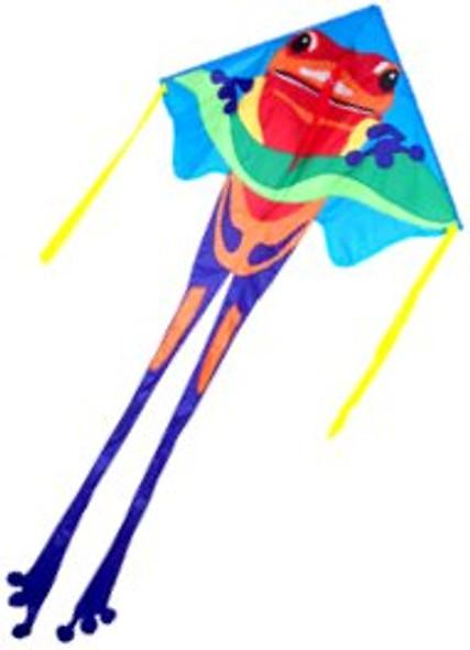 Large Easy Flyer Kite - Poison Dart Frog