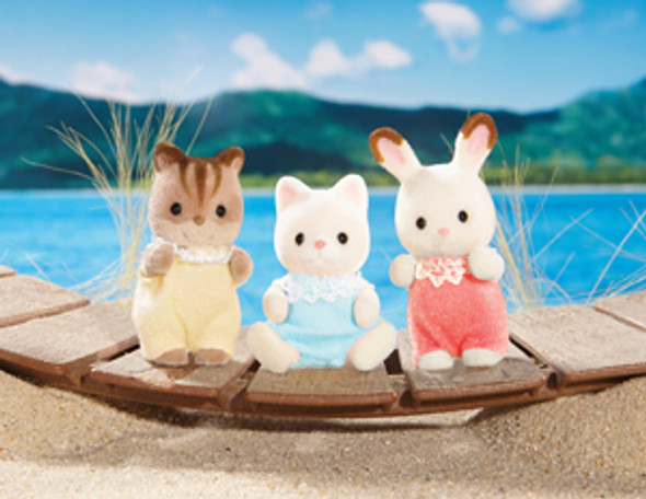 Calico Critters Baby Friends Set