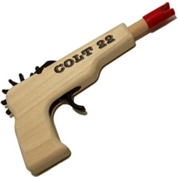 Colt 22 Rubber Band Pistol