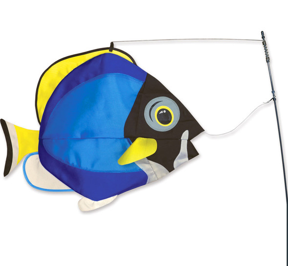 Swimming Surgeon Fish Kinetic Windvane