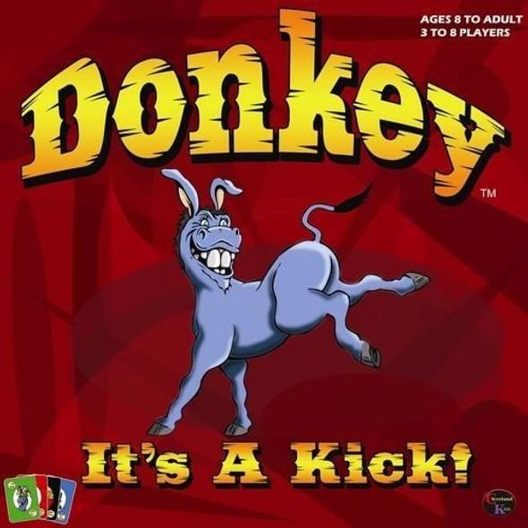 Donkey. It's a Kick!