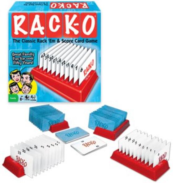 Rack-O Classic Card Game