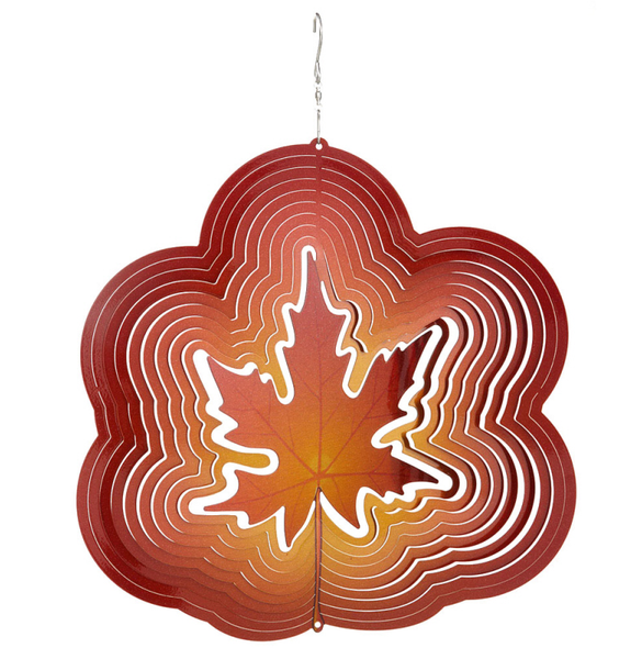 "Spectrum Spinner: 12"" Leaf"