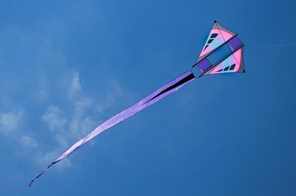 Prism Isotope Kite - Iris