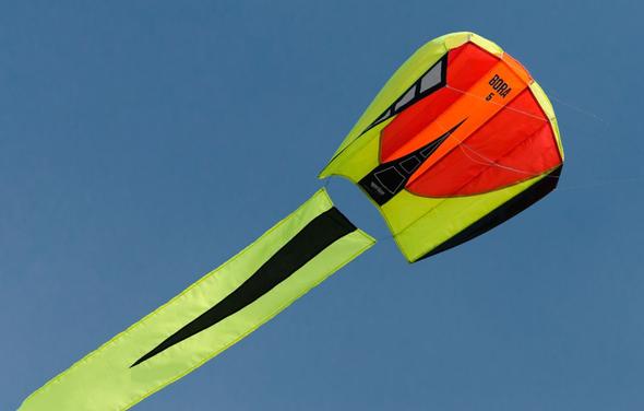 Prism Bora 5 Kite - Blaze