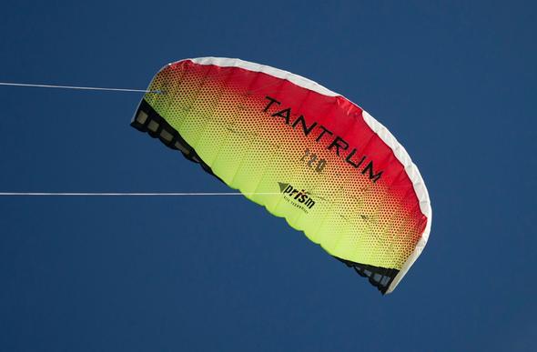 Prism Tantrum 220 Kite - Lava