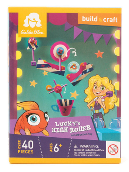 GoldieBlox Lucky's High Roller