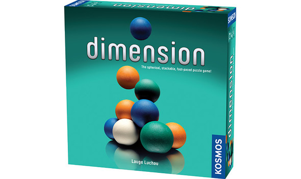 Dimension game by Thames and Kosmos