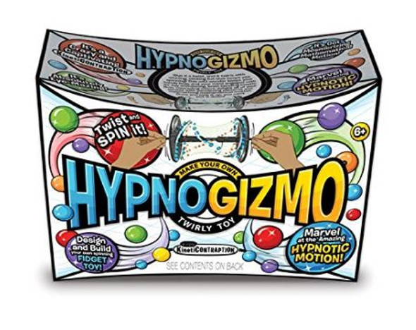 HypnoGizmo Packaging