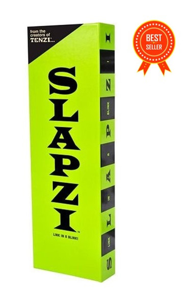 Slapzi by Tenzi - Box Front