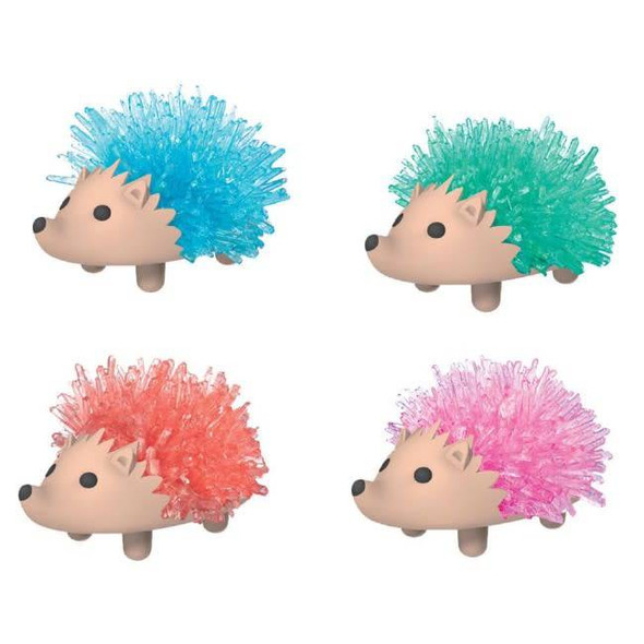 Crystal Growing Hedgehog