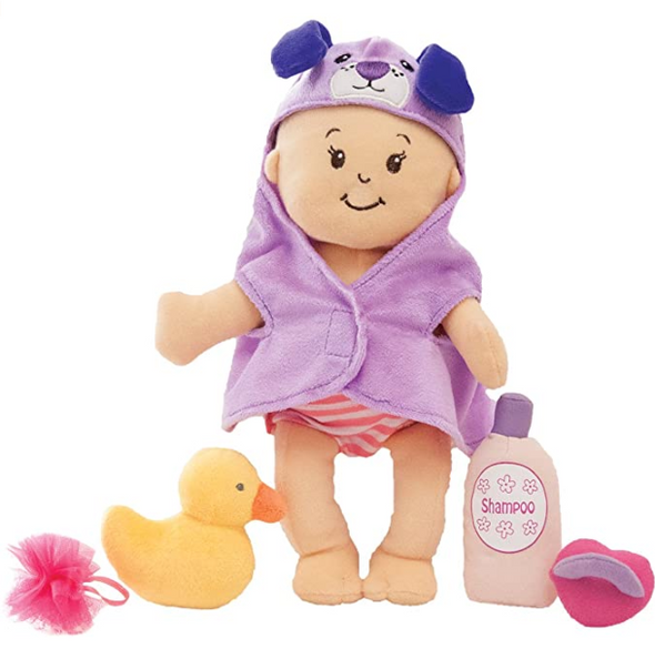 Wee Baby Bathing Set