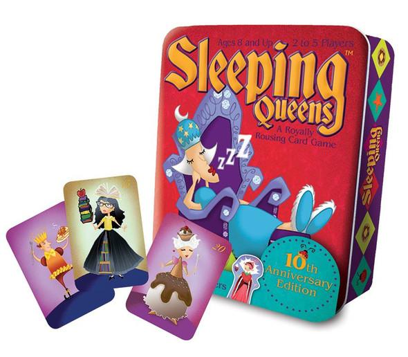 Sleeping Queens 10th Anniversary Tin