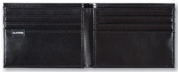 The Archer Wallet (Black) by Dakine