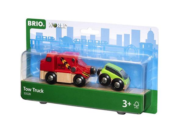 Tow Truck train by Brio
