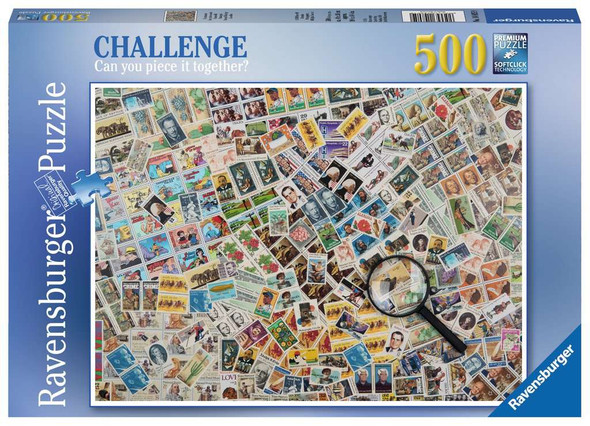 Stamps Challenge