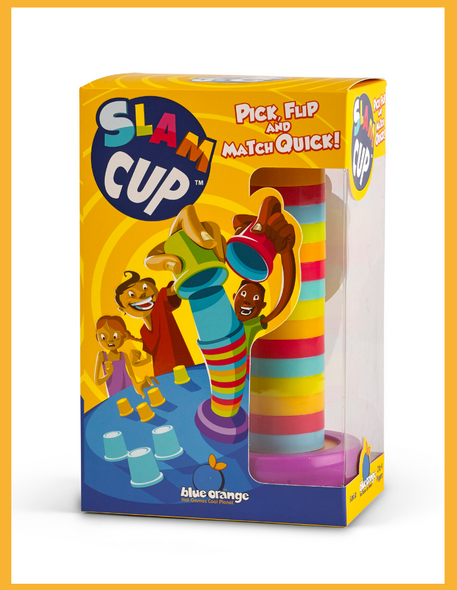 Slam Cup by Blue Orange games