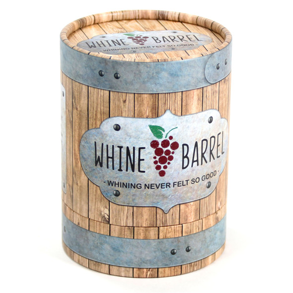 Whine Barrel Conversation Starter