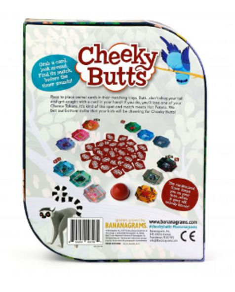Cheeky Butts Game