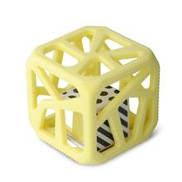 Chew Cube- Yellow