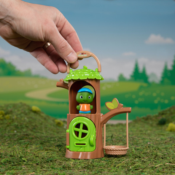 Tree Hut Timber Tots