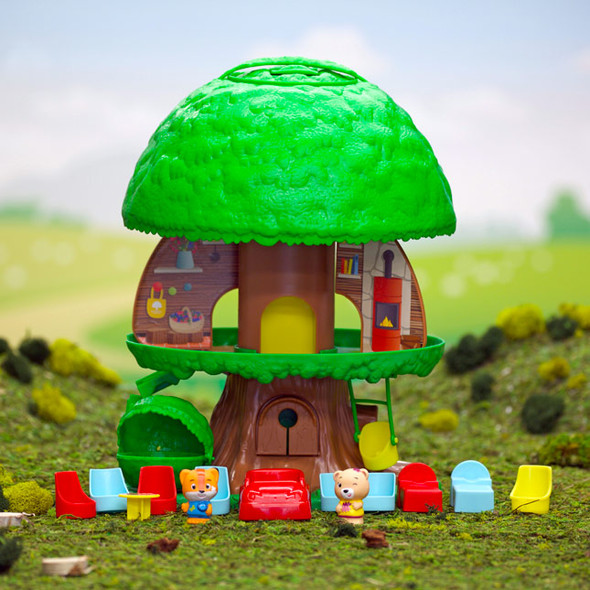 Timber Tots Tree House