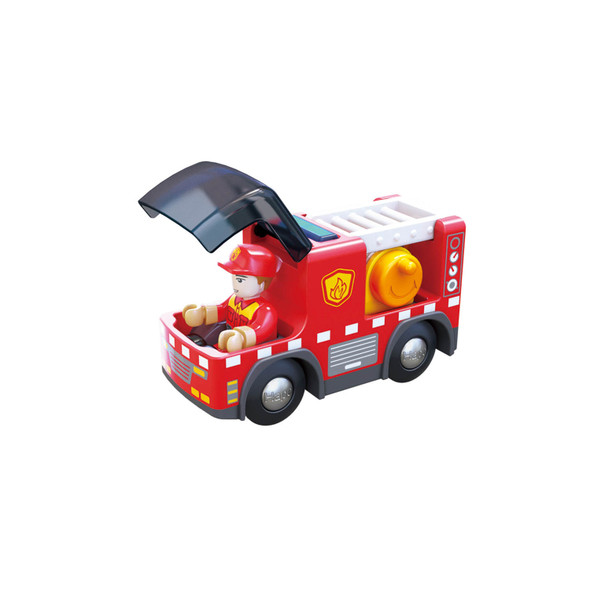 Hape Fire Truck Train