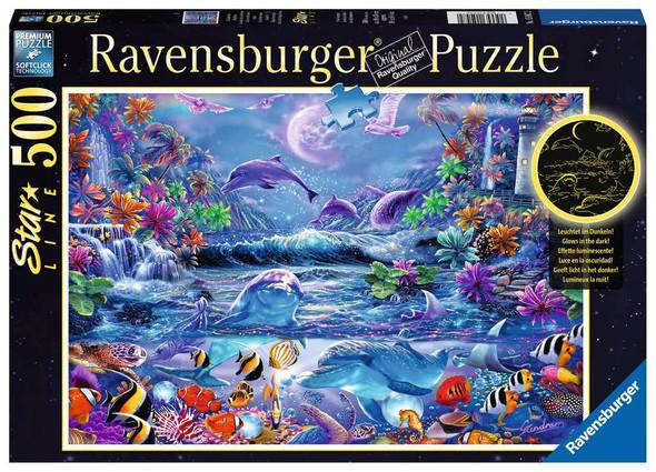 Moonlit Magic 500 pc Puzzle