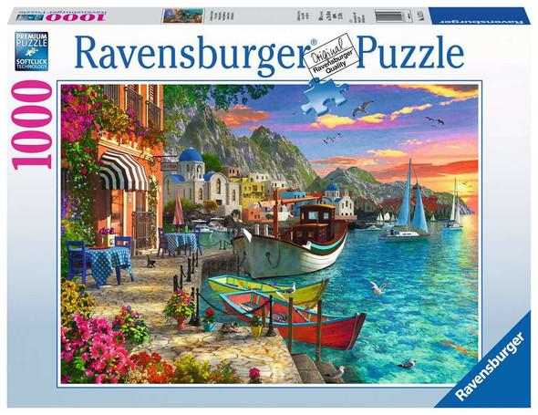 Grandiose Greece 1000 pc Puzzle