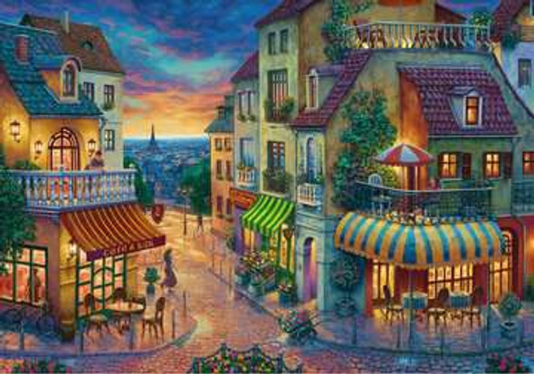 Evening in Paris 1000 pc Puzzle