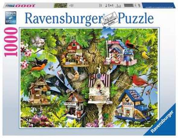 Bird Village 1000 pc Puzzle