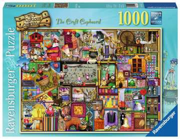 Craft Cupboard Palette 1000 pc Puzzle
