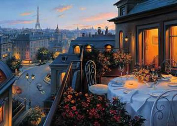 Paris Balcony 1000 pc Puzzle