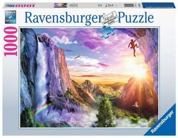 Climber's Delight 1000 pc Puzzle