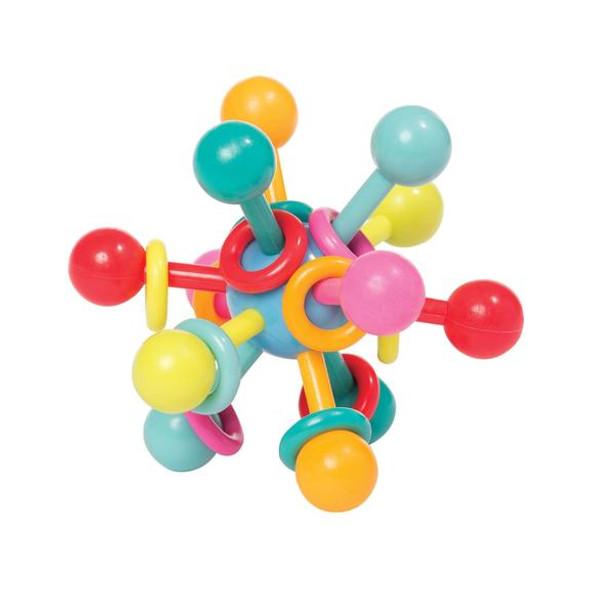 Atom Teether Toy