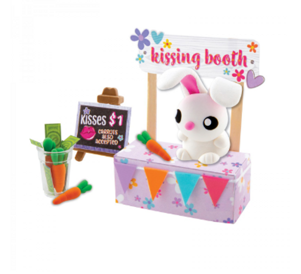 Kissing Booth Bunny Mini Clay Kit