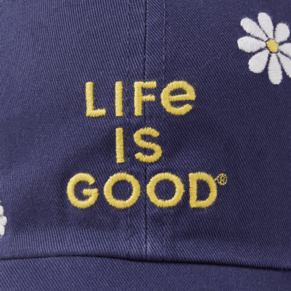 Daisy Hat- Life is Good