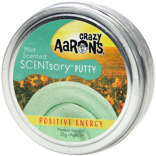 Crazy Aarons Thinking Putty- Positive Energy