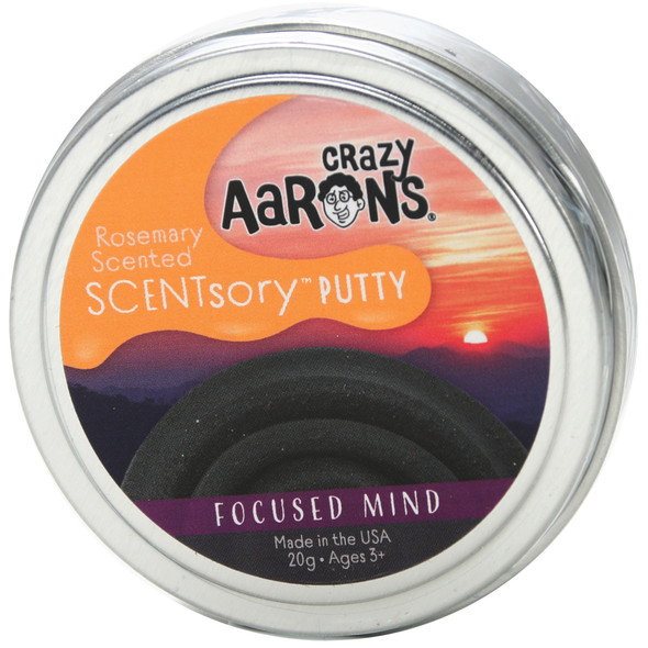 Crazy Aaron Thinking Putty- Focused Mind