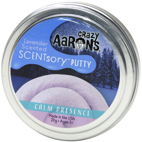 Crazy Aaron SCENTsory Putty- Calm Presence