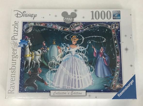 Disney's Cinderella 1000 pc Puzzle