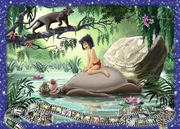 Disney's Jungle Book 1000 pc Puzzle