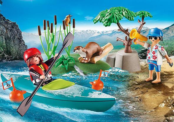 Playmobil Kayak Adventure Starter Pack
