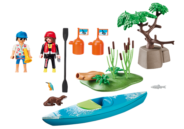 Playmobil Kayak Adventure Starter Pack