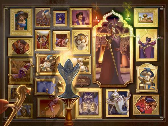 Disney's Villainous Jafar 1000 pc Puzzle