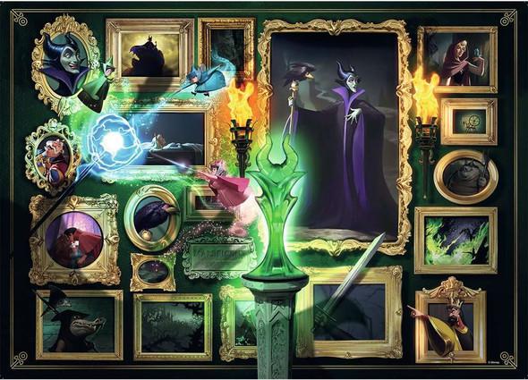 Disney's Villainous Maleficent 1000 pc Puzzle
