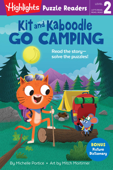 Kit and Kaboodle Go Camping book