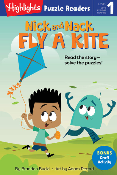 Nick and Nack Fly a Kite book