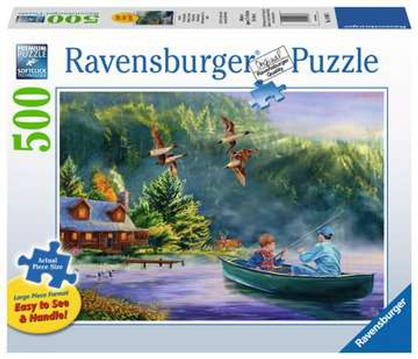 Ravensburger Weekend Escape 500pc